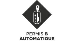 Permis B Boîte Automatique (BEA)